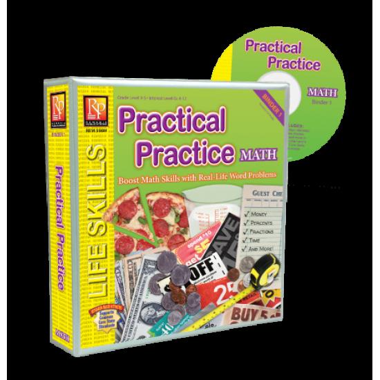 Practical Practice Math: Binder 1