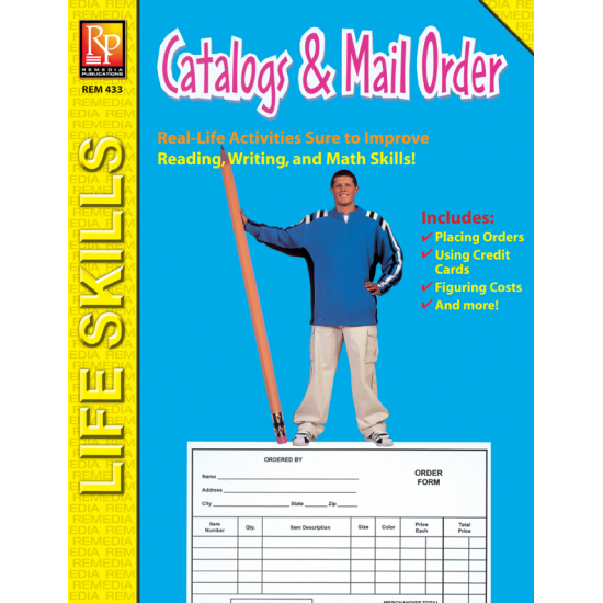 Practical Practice Reading: Catalogs & Mail Order