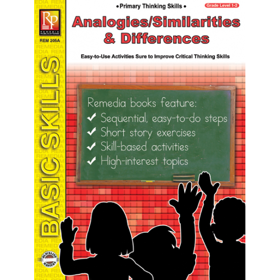 Primary Thinking Skills: Analogies, Similarities & Differences