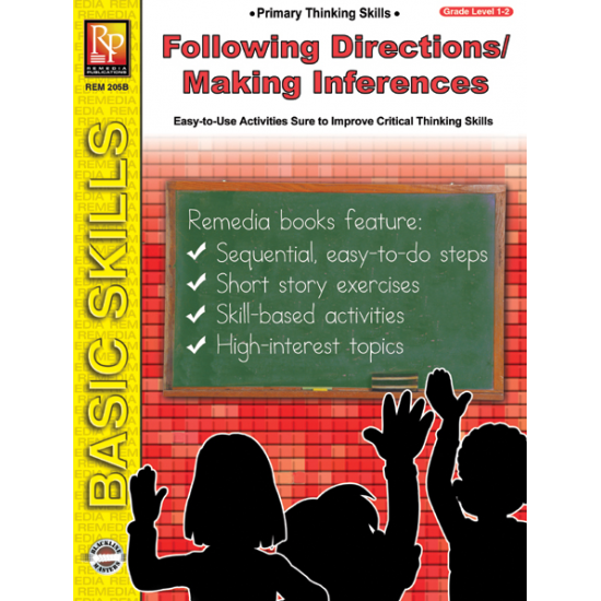 Primary Thinking Skills: Following Directions / Making Inferences
