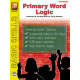 Primary Thinking Skills: Primary Word Logic