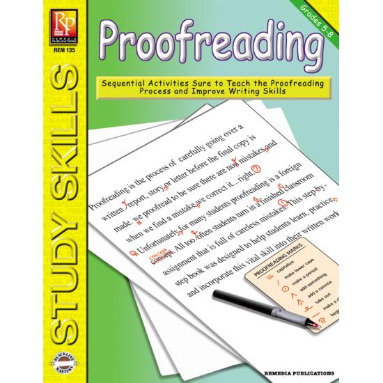 Proofreading (Gr. 5-8)