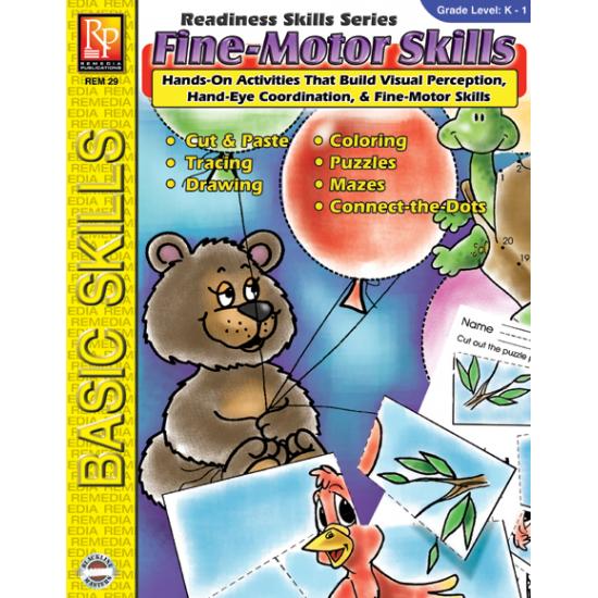 Readiness Skills Series 1: Fine-Motor Skills