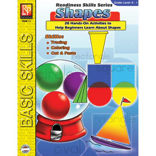 Readiness Skills Series 1: Shapes