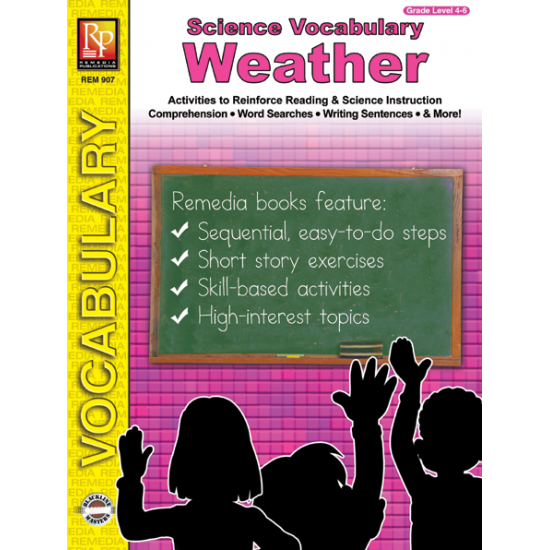 Science Vocabulary: Weather