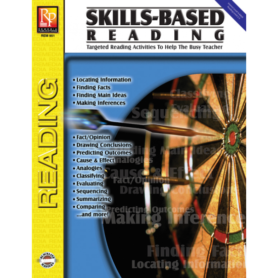 Skills-Based Reading (Reading Level 2-3)