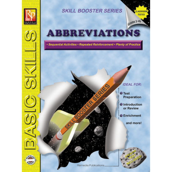 Skill Booster Series: Abbreviations