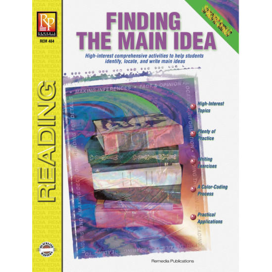 Specific Skills Series: Finding the Main Idea