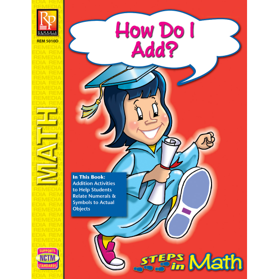 Steps in Math: How Do I Add?