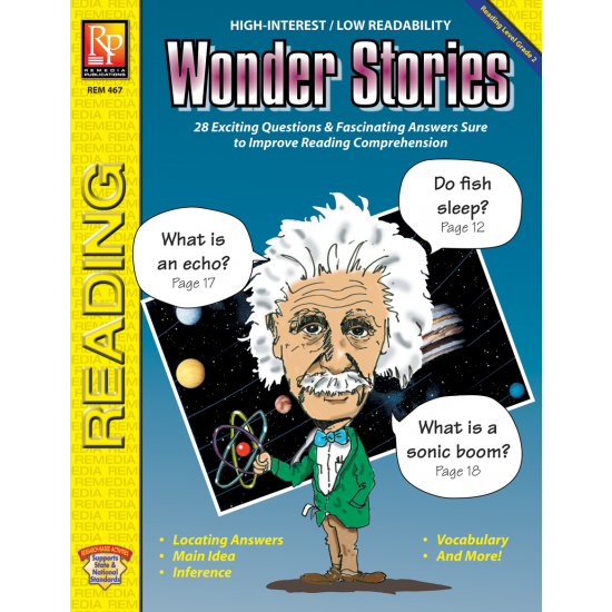 Wonder Stories (Reading Level 2)