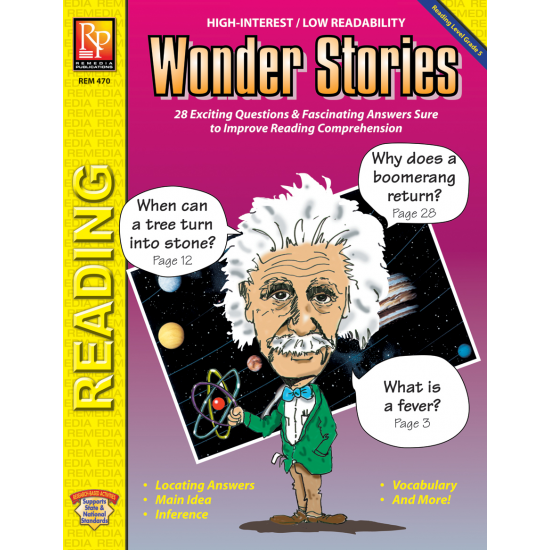 Wonder Stories (Reading Level 5)