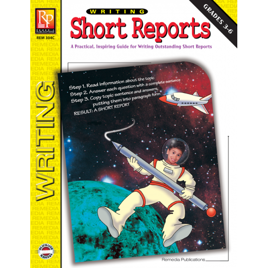 Writing Basics Series: Writing Short Reports