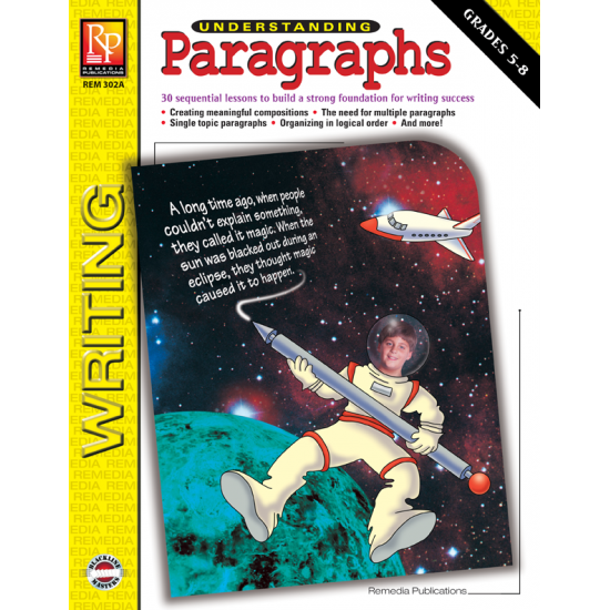 Writing Basics Series: Understanding Paragraphs