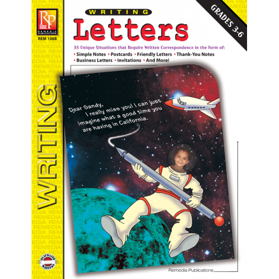 Writing Basics Series: Writing Letters