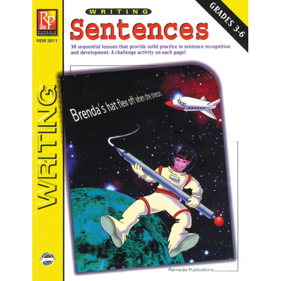 Writing Basics Series: Writing Sentences