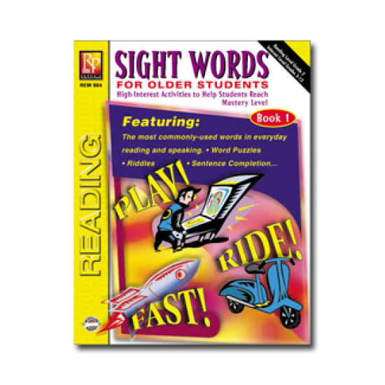 Basic Sight Words (Complete Program)