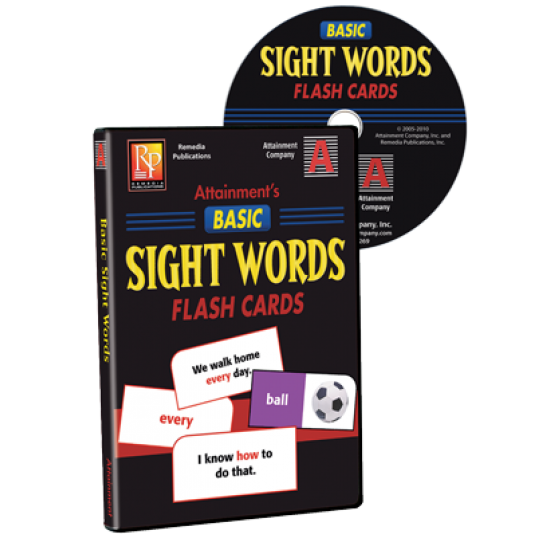 Basic Sight Words (Software)