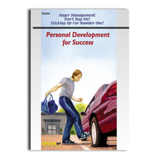 Personal Development for Success: Anger Management
