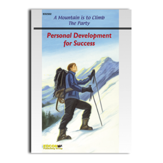 Personal Development for Success: A Mountain is to Climb