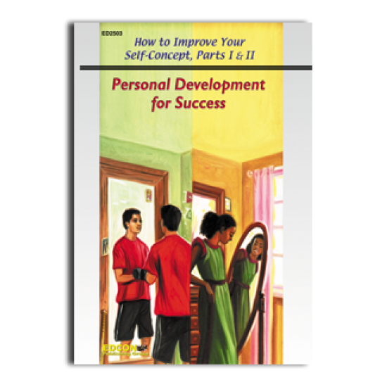 Personal Development for Success: How to Improve Your Self-Concept
