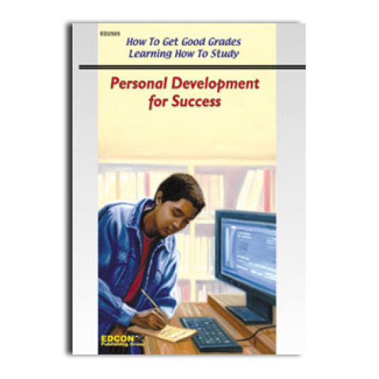 Personal Development for Success: How to Get Good Grades