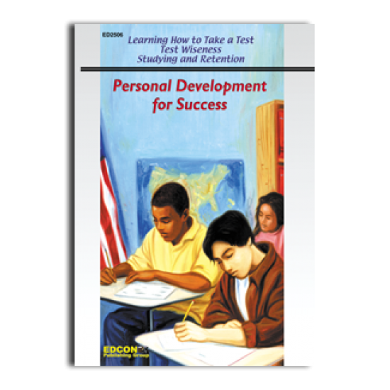 Personal Development for Success: Learning How to Take a Test