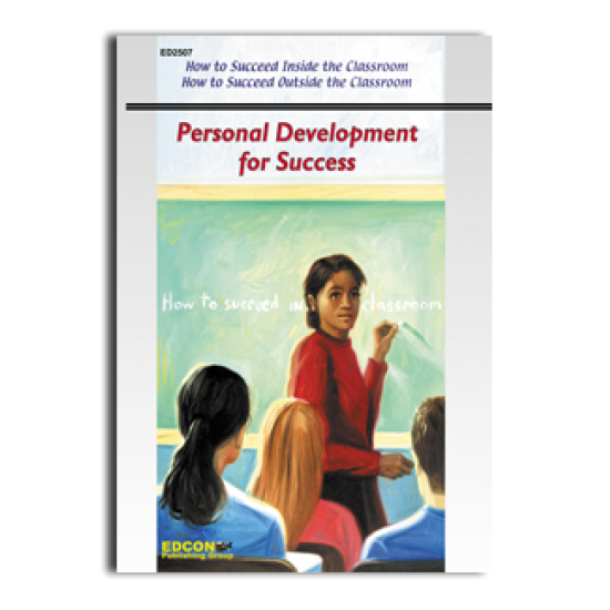 Personal Development for Success: How to Succeed Inside the Classroom