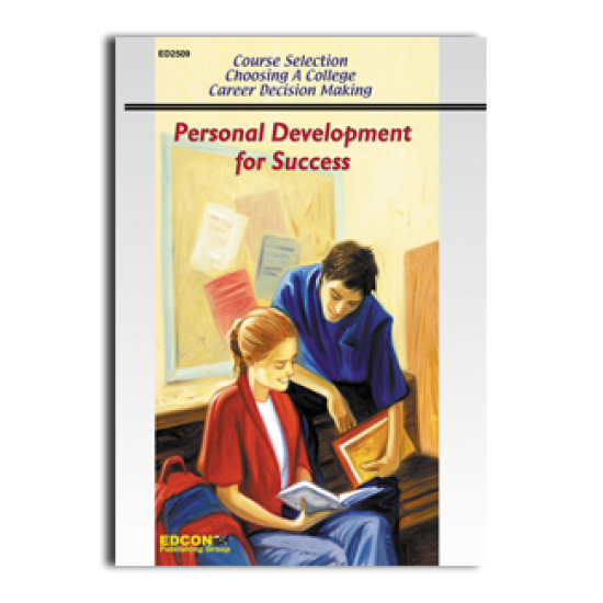 Personal Development for Success: Choosing a College & Career Decision Making
