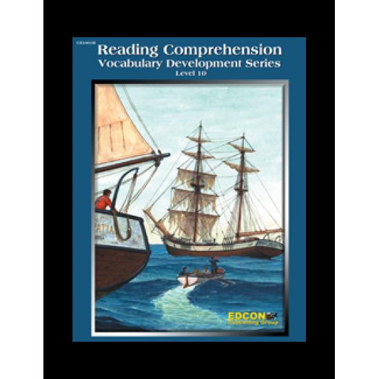 Reading Comprehension & Vocabulary Development: RL 10 (Book 1)