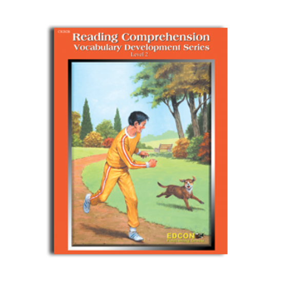 Reading Comprehension & Vocabulary Development: RL 2 (Book 2)