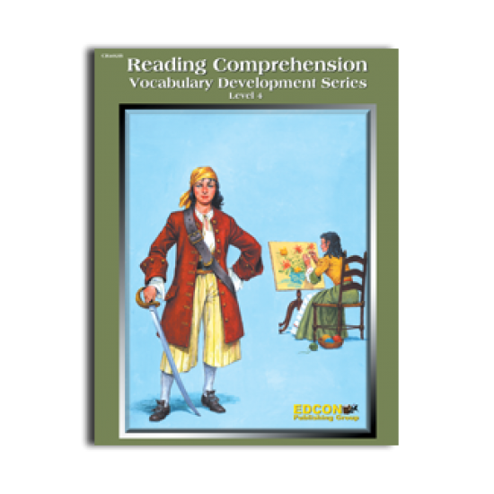 Reading Comprehension & Vocabulary Development: RL 4 (Book 2)