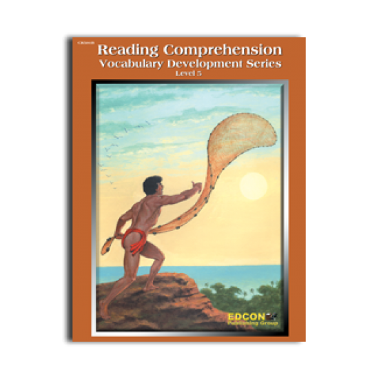 Reading Comprehension & Vocabulary Development: RL 5 (Book 1)