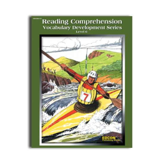 Reading Comprehension & Vocabulary Development: RL 6 (Book 1)