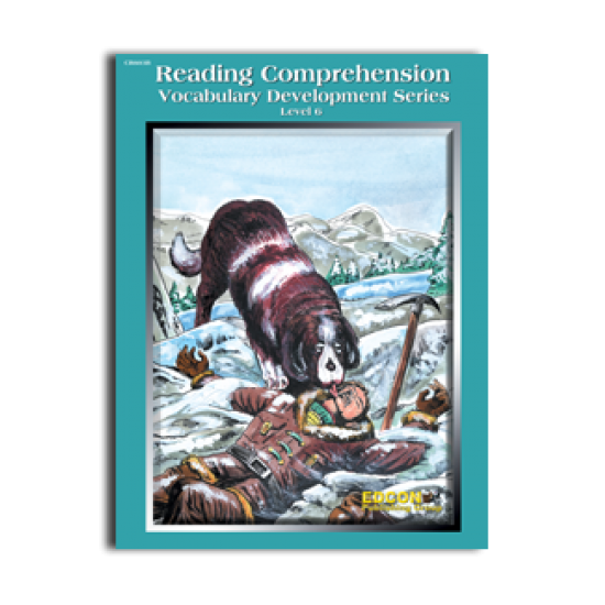 Reading Comprehension & Vocabulary Development: RL 6 (Book 3)