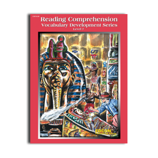 Reading Comprehension & Vocabulary Development: RL 7 (Book 3)