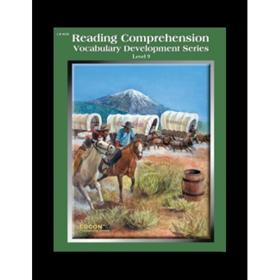 Reading Comprehension & Vocabulary Development: RL 9 (Book 3)