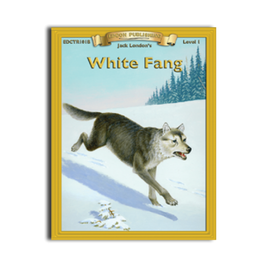 High-Interest/Low Readability Classics: White Fang