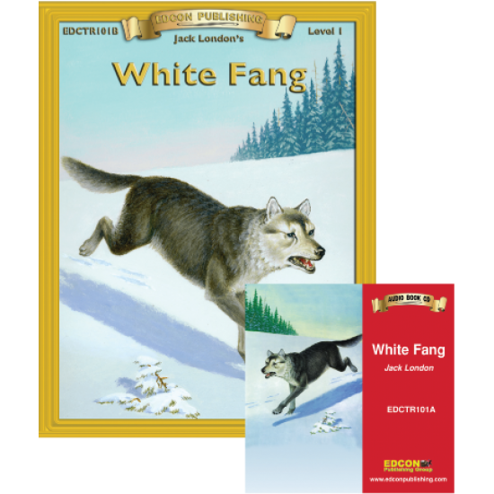 High-Interest/Low Readability Classics: White Fang Set