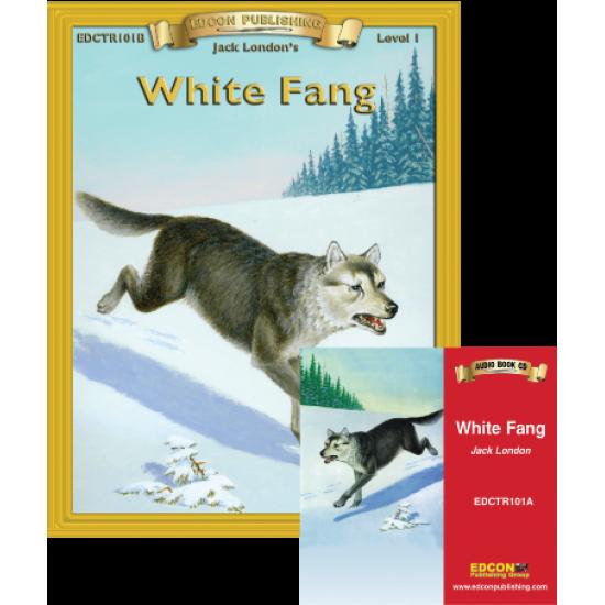 High-Interest/Low Readability Classics: White Fang Set