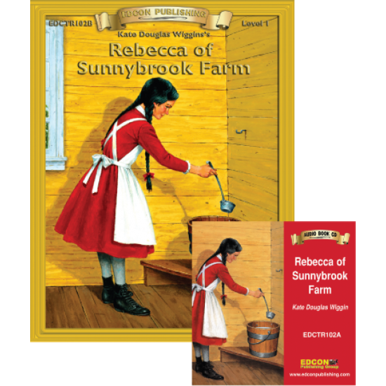 High-Interest/Low Readability Classics: Rebecca of Sunnybrook Farm Set