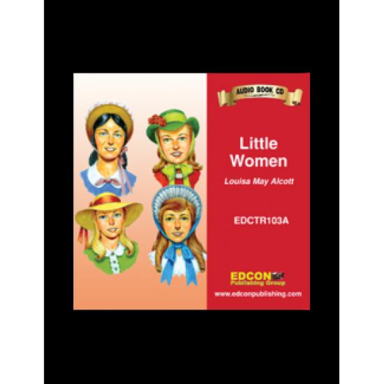 High-Interest/Low Readability Classics: Little Women Audio CD