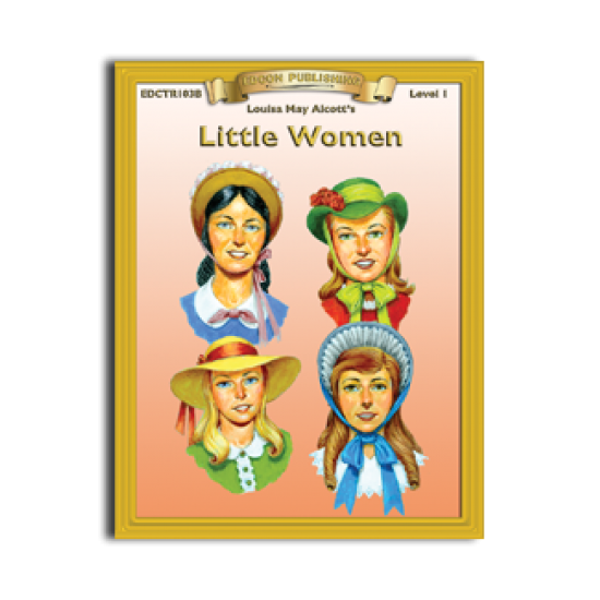 High-Interest/Low Readability Classics: Little Women