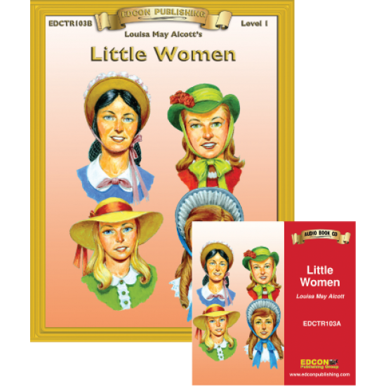High-Interest/Low Readability Classics: Little Women Set