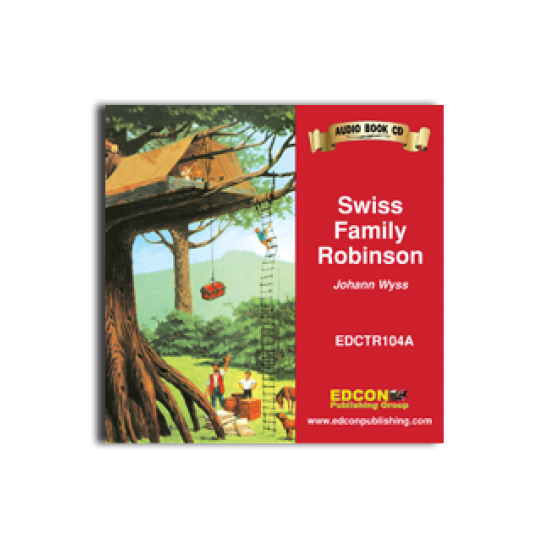 High-Interest/Low Readability Classics: Swiss Family Robinson Audio CD