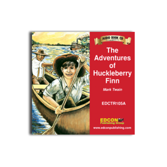 High-Interest/Low Readability Classics: The Adventures of Huckleberry Finn Audio CD