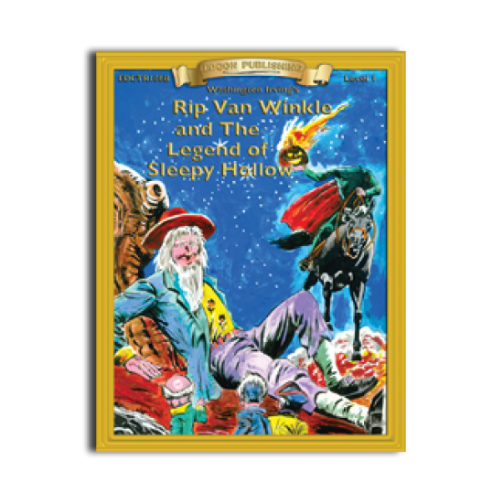 High-Interest/Low Readability Classics: Rip Van Winkle