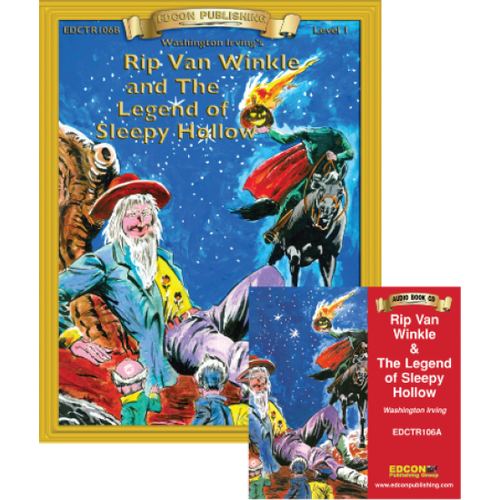 High-Interest/Low Readability Classics: Rip Van Winkle Set