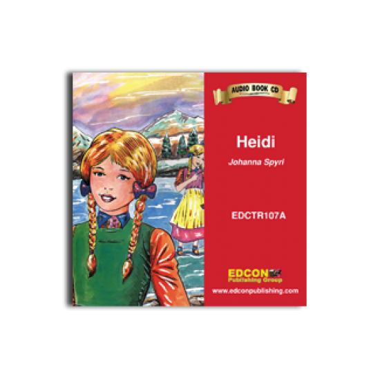 High-Interest/Low Readability Classics: Heidi Audio CD