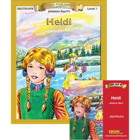High-Interest/Low Readability Classics: Heidi Set