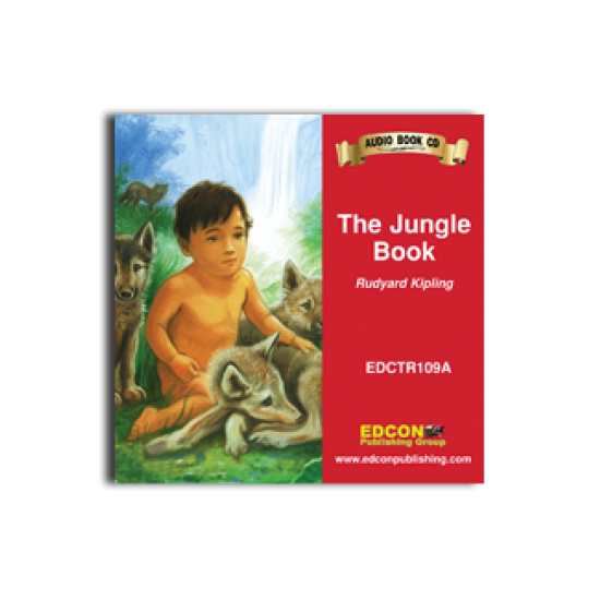 High-Interest/Low Readability Classics: The Jungle Book Audio CD